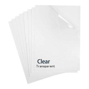 A4-glumarko memgluebla brila papero por inkŝpruca printilo