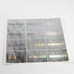 CCHLPC020 10ml hologram steroid vial label