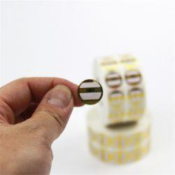 CCHLPR020 hologram 10ml vial label maker (2)
