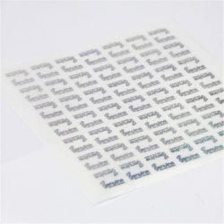 CCHLPR020 hologram 10ml vial label maker