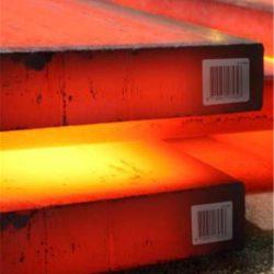 CCHT139 custom heat resistant sticker