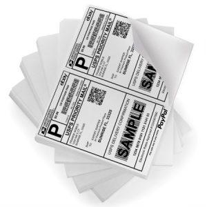 Label penghantaran 4x6