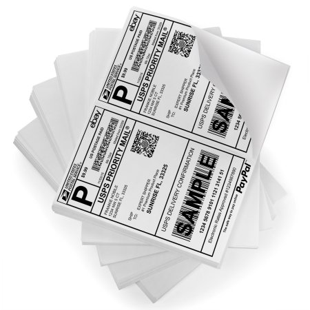 Shipping label 4x6