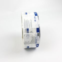 CCPES085 transparent cosmetic label
