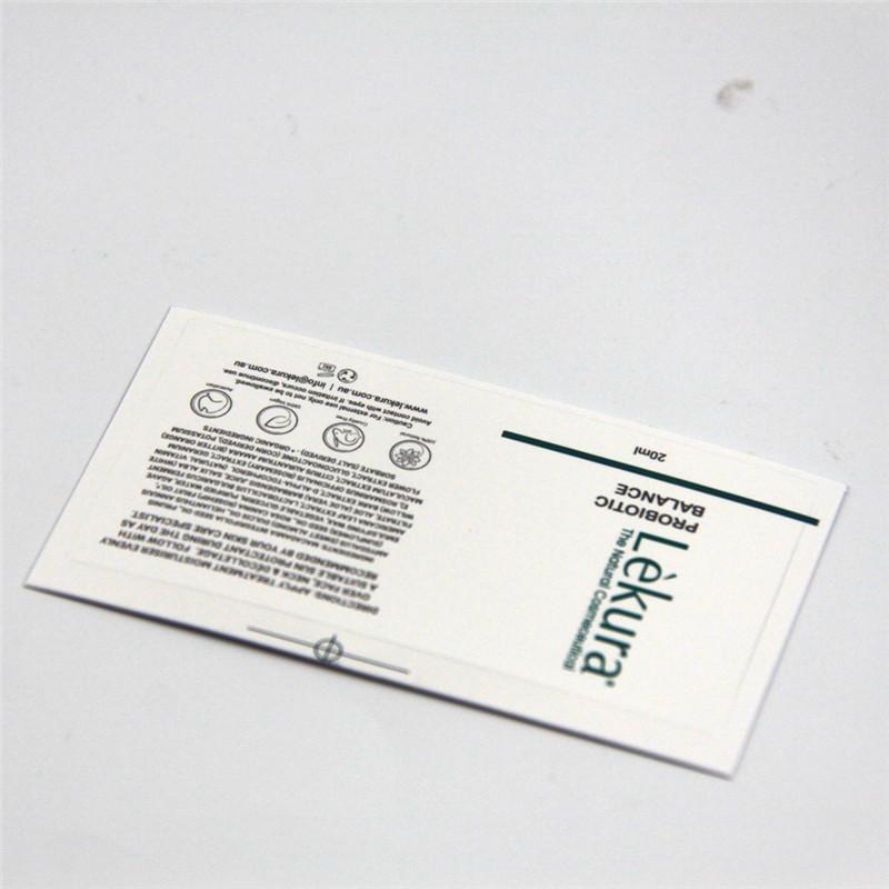 CCPPT052 shampoo bottle label
