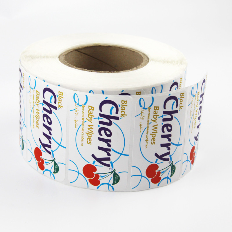 CCPPTR050 waterproof removable adhesive sticker