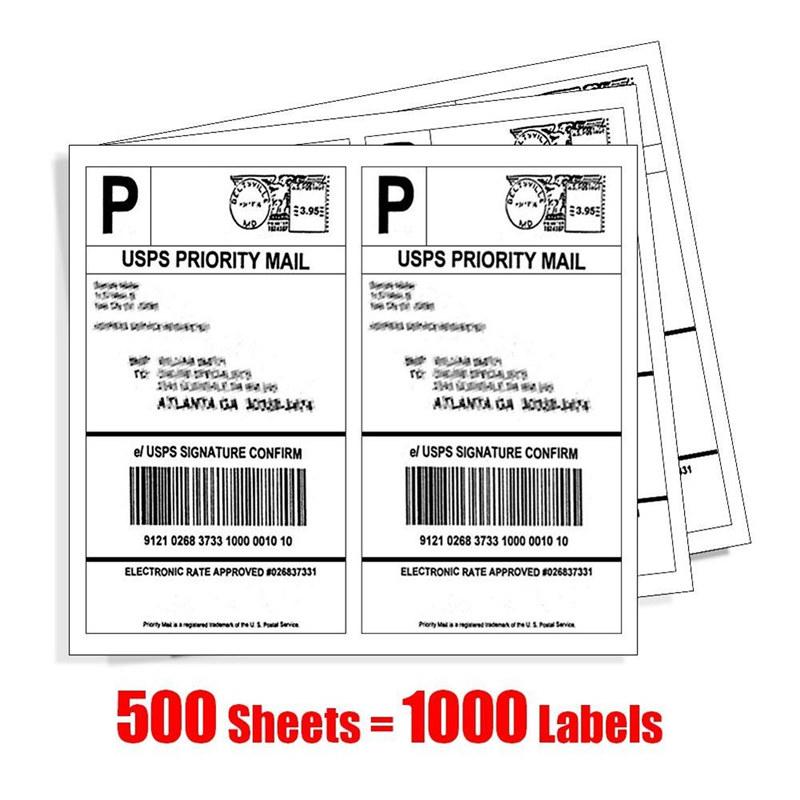 """4"""" x 6"""" carton Labels"""