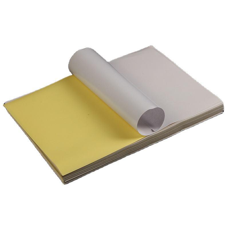 Glossy coated inkjet paper