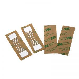 HT503 ISO15693 ව්යාජ විරෝධී අධි-සංඛ්යාත RFID ලේබලය