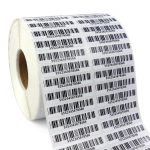 Low temperature labels