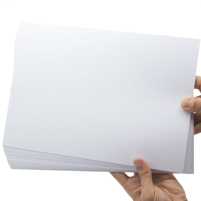 Matte coated inkjet paper