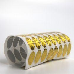 Sekureco VOID-hologramaj etikedoj (2)