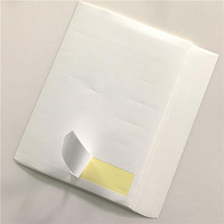 a4 waterproof sticker paper