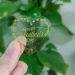 China wholesale a4 waterproof transparent PET vinyl sticker