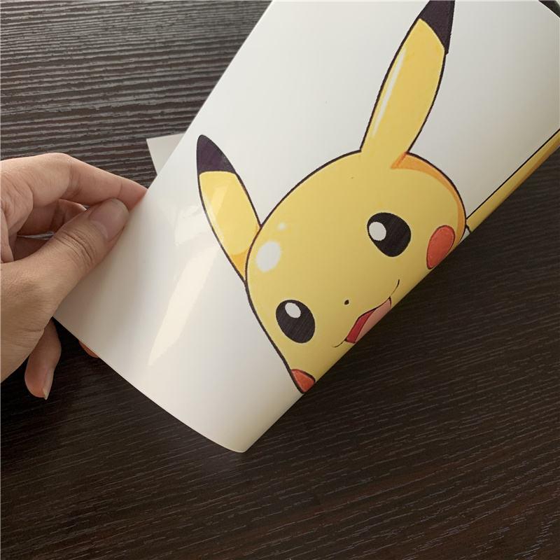 matte A4 size inkjet paper sticker